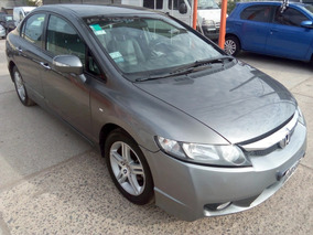 Honda Civic 1.8 Exs Anticipo $ 140.000 Saldo En Cuotas Dni