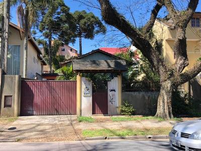 Terreno À Venda, 648 M² Por R$ 755.000 - Santa Quitéria - Curitiba/pr - Te0031