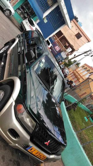 Mitsubishi Montero Sport Americana