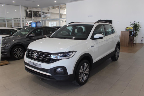 T Cross Comfortline Plus 1.0 Tsi