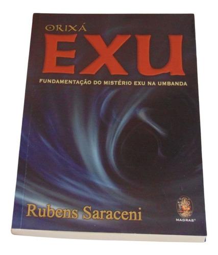 Imagem 1 de 3 de Orixá Exu - Fundamentação Do Mistério Exu Na Umbanda
