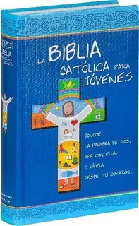 Biblia Catolica Para Jovenes Junior Tapa Dura + Libro Gratis