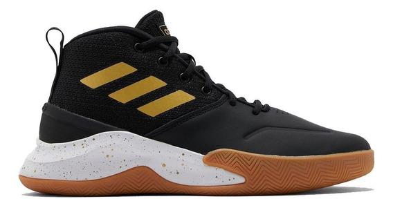 Zapatillas Basket adidas Own The Game Negras - Envio Gratis