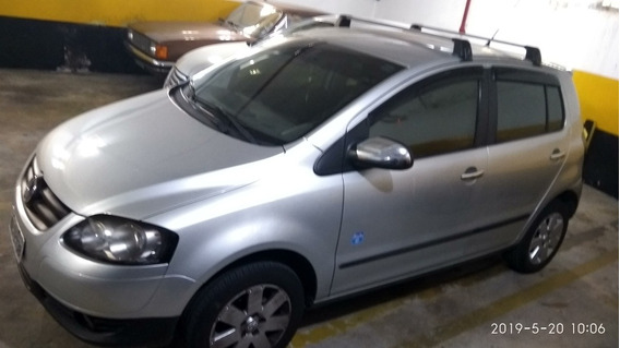 Volkswagen Fox 1.6 Route Total Flex 5p 2008