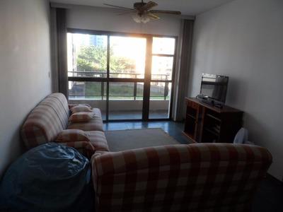 Excelente Apartamento 2 Dormitórios - Praia Do Tombo - Guarujá - Codigo: Ap1179 - Ap1179