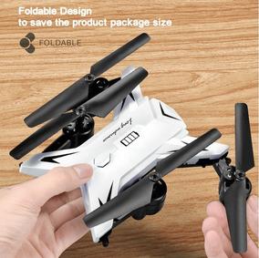 Drone Ky601s ( C/ Câmera ) Na Cor Branco