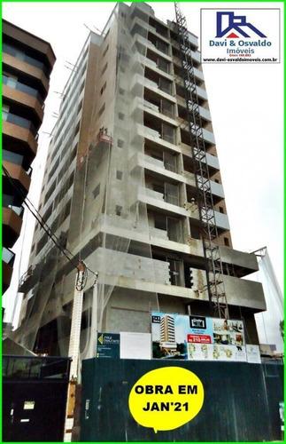 Imagem 1 de 10 de Apartamento 1 Dormitório Para Venda Em Praia Grande, Guilhermina, 1 Dormitório, 1 Banheiro, 1 Vaga - Ap00238_1-1733161