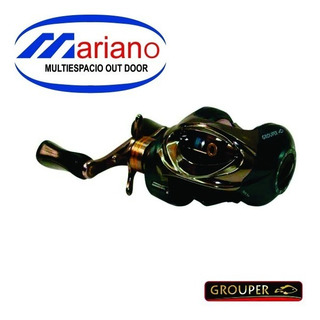 Reel Rotativo Grouper Arax 300/01 Izq. Der (marianooutdoor)