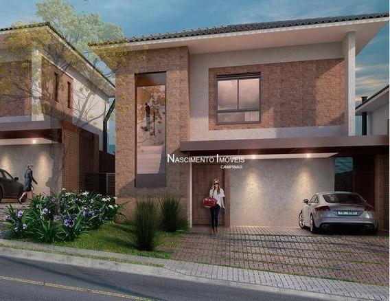 Casa Residencial À Venda, Sousas, Campinas - Ca0295. - Ca0295