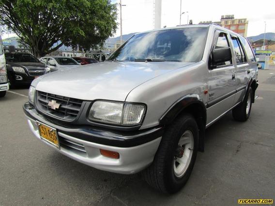 Chevrolet Rodeo Cabinado