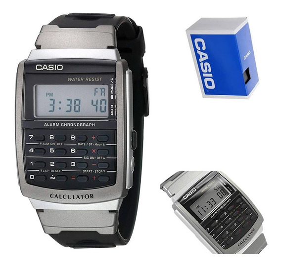 Reloj Casio Calculator Digital Ca561-cf E-wacht