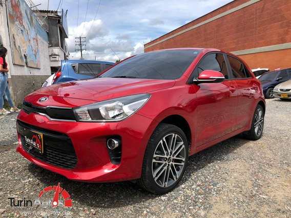 Kia Rio All New Mt 1.4 2018