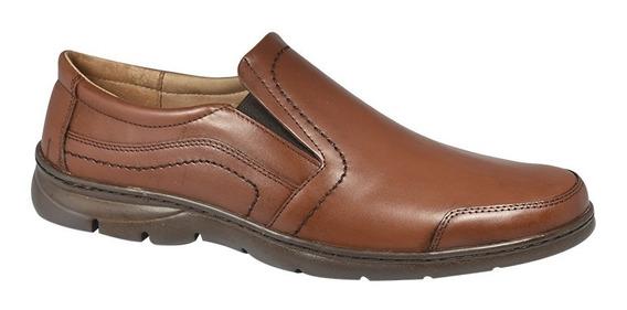 Zapato Urbano Hombre Cuero Talle Especial 46-50 Free 4011
