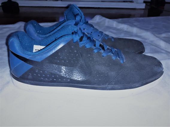 Zapatillas Nike Sb Paul Rodriguez Ctd Lr Azules