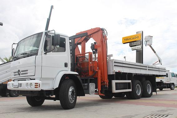 Truck Mb 2726 6x4 2011 Munck = 2831 2731 2644 2640 2729