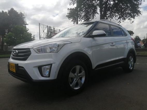 Hyundai Creta 5dr Mt1.591 M2017