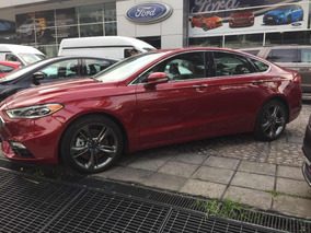 Ford Fusion 2.7 Sport At 2017 V6 Ford Dinastia Interlomas