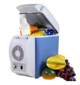 Caixa Térmica Cooler Geladeira Elétrica 12v Esfria Aquece