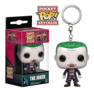Llavero Funko Pop Keychain Original The Joker