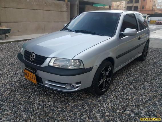 Volkswagen Gol 1.8