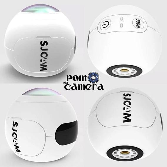 Câmera 360º Sjcam Sj360 + Kit Acessórios