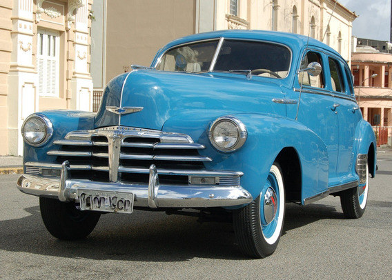 Chevrolet Fleetmaster 1948