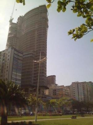 Apartamento Em Gonzaga, Santos/sp De 96m² 2 Quartos Para Locação R$ 6.200,00/mes - Ap256259