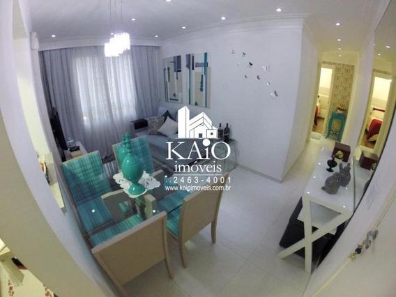 Apartamento Residencial À Venda, Ponte Grande, Guarulhos. - Ap0931