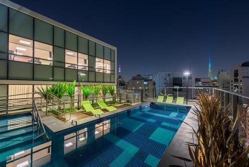 Apartamento À Venda, 47 M² Por R$ 611.000,00 - Bela Vista - São Paulo/sp - Ap21565