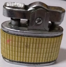 Antiguo Encendedor Automatic Super Lighter - 1965