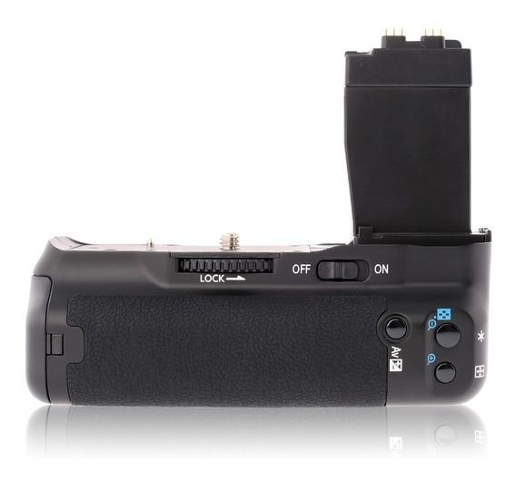 Grip Bateria Canon Eos 550d 600d 650d 700d T2i T3i T4i T5i