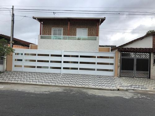 Imagem 1 de 14 de Casa Condomínio 2 Dormitórios 1 Vaga Maracanã Praia Grande