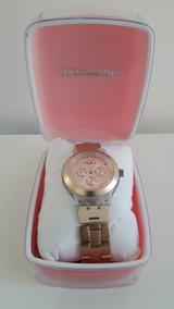 Relógio Mondaine Feminino Rose