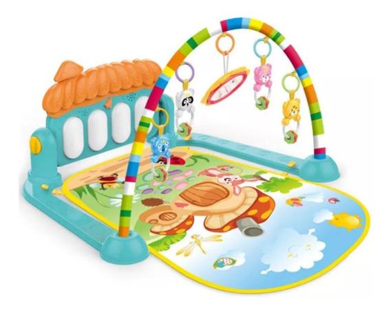 Tapete Ginásio Educativo Villa Atividades Para O Bebê