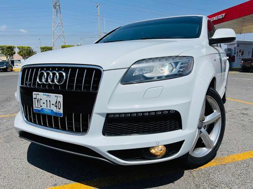 Audi Q7 2014 3.0 T S Line Tipt Quattro 333hp At Autos Puebla