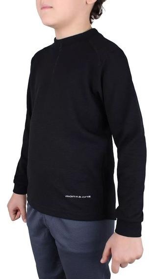 Camiseta Térmica De Niños Montagne Flynn