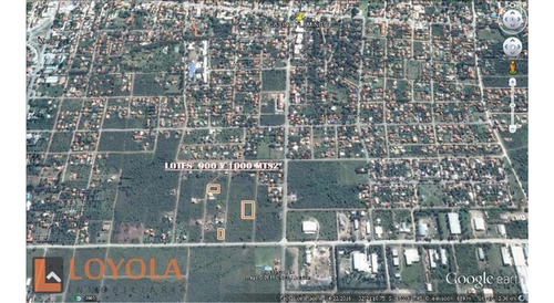 Imagen 1 de 1 de Loteo Centrico Los Espinillos, Lo Mejor De La Villa!