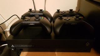 Xbox One X Con 4 Joystick