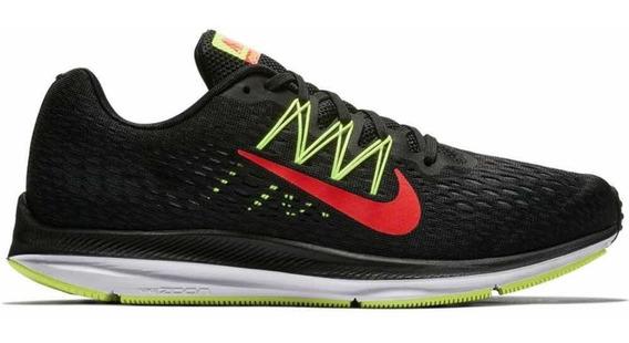 Zapatillas Nike Zoom Winflo 5 Running Pro Originales Hombre