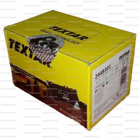 Pastilha Tras Audi Q3 - Textar 2448301