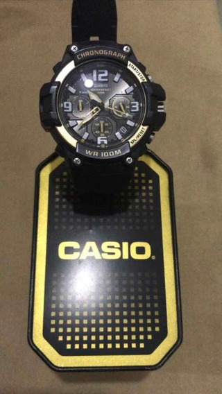 Relógio Casio Chronograph G-shock