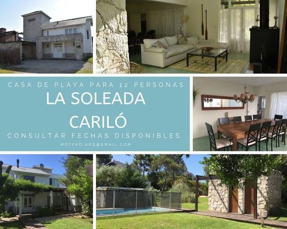 Casa Soñada En Cariló - A Metros De La Playa! La Soleada