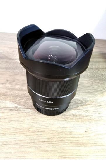 Lente Rokinon Af 14mm F/2.8 Fe Para Sony Formato Full-frame