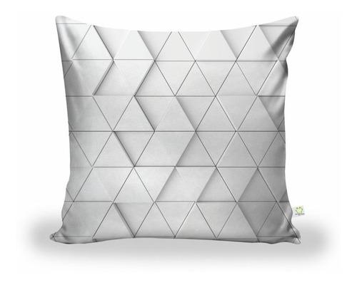 Imagem 1 de 1 de Capa De Almofada Decoração Quarto Geometrico Casa 38