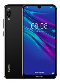 Huawei Y6 2019 Dual SIM 32 GB Preto-meia-noite 2 GB RAM