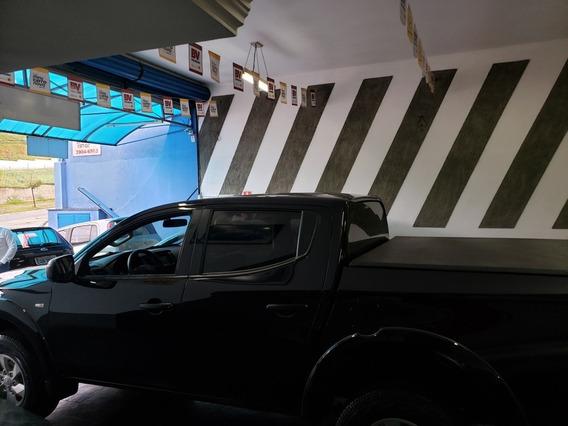 Mitsubishi L200 2.4 Triton Sport Gls Cab. Dupla 4x4 4p 2017