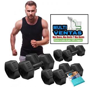 Pesas Mancuernas 2/4/6 Kg Iron Gym Original Multi-ventas