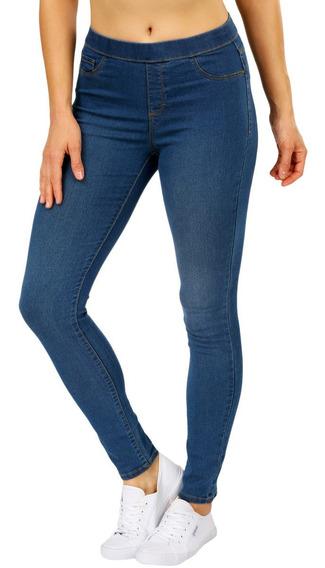 Jeans,talla 16 Años, Mezclilla Jeggings