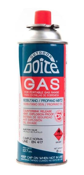 Cartucho Gas Doite Outdoor Butano 227grs Anafe Garrafa