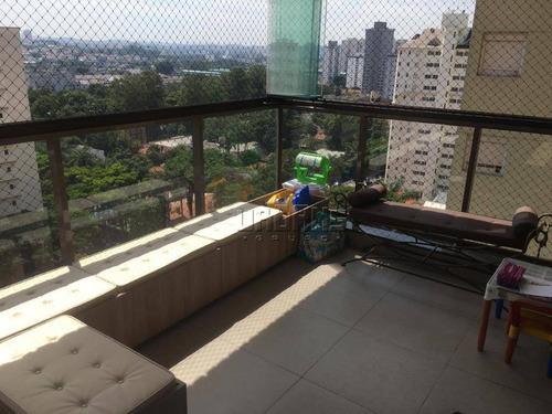 Apartamento Para Alugar, 160 M² Por R$ 6.000,00/mês - Jardim - Santo André/sp - Ap1524